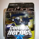 GI JOE COMBAT HEROES SNAKE EYES Figure