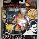 WWE BUILD N BRAWL WILLIAM REGAL Action Figure