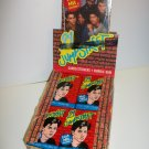 21 JUMPSTREET 1987 UNOPENED TRADING CARD PACK