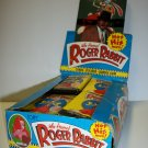 WHO FRAMED ROGER RABBIT 1987 UNOPENED Trading Card Pack