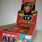 ALF 1987 UNOPENED 2nd Series Trading Card Pack