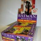 BATMAN RETURNS 1991 UNOPENED Trading Card Pack