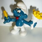 SMURF VINTAGE FRENCH FRIES Figure