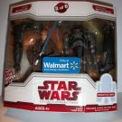 STAR WARS WAL-MART 2 PACK ANAKIN/CORTOSIS BATTLE DROID Action Figures