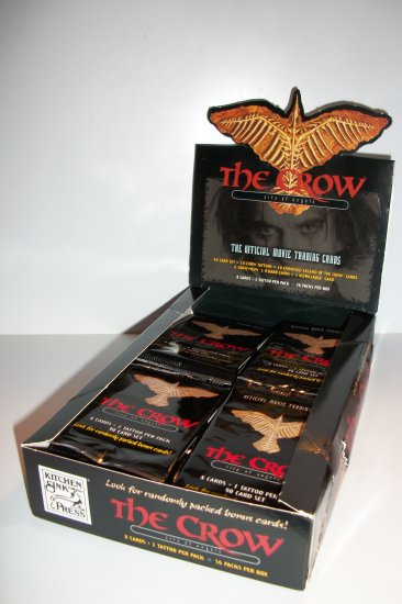 CROW: CITY of ANGELS Trading Card Pack