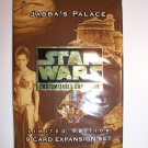 STAR WARS CCG JABBA'S PALACE Card Pack