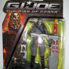 GI JOE RISE of COBRA DESTRO Action Figure