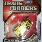 TRANSFORMERS SUPPRESSOR Action Figure