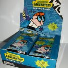 DEXTER'S LABORATORY  2001 Trading Card Pack