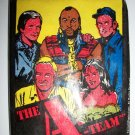 A-TEAM 1983 Trading Card Pack