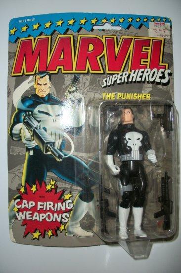 MARVEL SUPERHEROES PUNISHER Action Figure(KB)