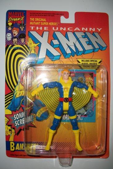 X MEN 1992 BANSHEE Action Figure