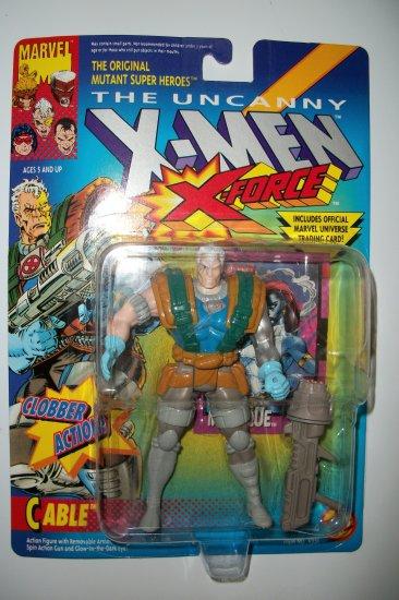 X MEN 1992 X FORCE CABLE (1st ed) Action Figure