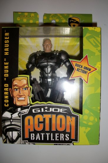 GI JOE ACTION BATTLER DUKE Action Figure