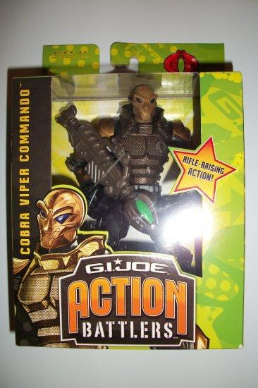 GI JOE ACTION BATTLER COBRA VIPER Action Figure