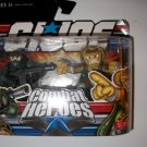GI JOE COMBAT HEROES BEACHHEAD/ SERPENTOR Figures
