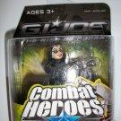 GI JOE COMBAT HEROES BARONESS Figure