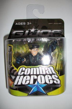 GI JOE COMBAT HEROES HAWK Figure