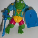 TEENAGE MUTANT NINJA TURTLES GENGHIS FROG Action Figure
