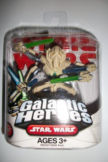 STAR WARS GALACTIC HEROES GENERAL GRIEVOUS Figure
