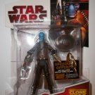 STAR WARS CLONE WARS CAD BANE Action Figure