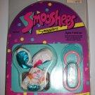 SMOOSHEES 1988 SMUGGLER SNUGGLE BUNNY Doll