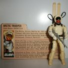 GI JOE 1983 SNOW JOB Action Figure