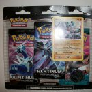 POKEMON PLATINUM 3 PACK w/ HOLO & COIN