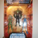 DC UNIVERSE 2008 3 PACK FIRE/ GREEN LANTERN/ ICE Action Figures
