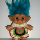 "TREASURE TROLL ""SPANISH"" TROLL DOLL"