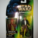 STAR WARS 1997 HAN SOLO (BESPIN) Action Figure