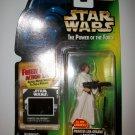 STAR WARS 1997 PRINCESS LEIA (FF) Action Figure
