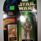 STAR WARS 1998 C-3PO (Ep 1 Preview) Action Figure
