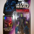 STAR WARS 1996 PRINCE XIZOR Action Figure