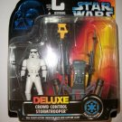 STAR WARS 1996 DELUXE STORMTROOPER Action Figure