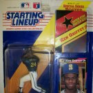 STARTING LINEUP 1992 EDITION KEN GRIFFEY JR. (blue/ whie uni)