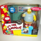 SIMPSONS INTERACTIVE COMIC BOOK GUY Action Figure