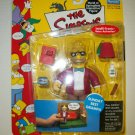 SIMPSONS INTERACTIVE SUNDAY BEST GRAMPA Action Figure