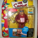 SIMPSONS INTERACTIVE BLEEDING GUMS MURPHY Action Figure