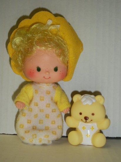STRAWBERRY SHORTCAKE VINTAGE BUTTER COOKIE Doll