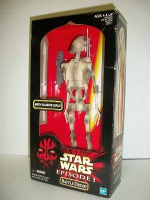 STAR WARS 12 INCH BATTLE DROID Action Figure