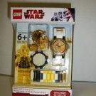 STAR WARS LEGO C-3PO WATCH
