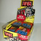 STAR WARS RETURN of the JEDI SERIES 2 1983 UNOPENED Trading Card Pack