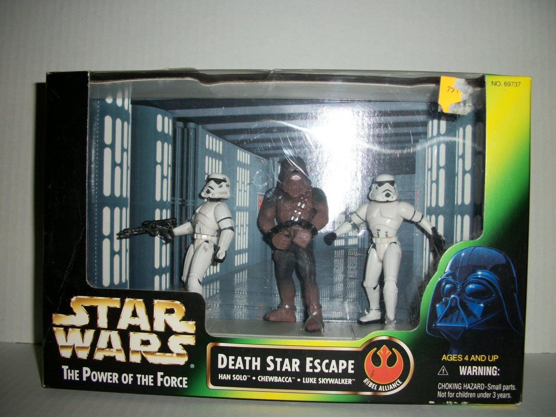 STAR WARS PoF2 DEATH STAR ESCAPE Set