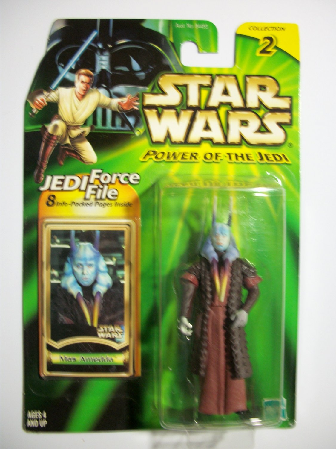 STAR WARS POTJ MAS AMEDDA Action Figure