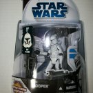 STAR WARS CLONE WARS 1st DAY CLONE TROOPER Action Figure