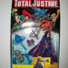 TOTAL JUSTICE 1996 HUNTRESS Action Figure