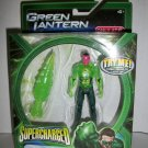 GREEN LANTERN SUPERCHARGED SINESTRO Action Figure