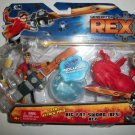 GENERATOR REX EVO ATTACK PACK Set