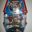HOT WHEELS BATTLE FORCE 5 FANGORE Vehicle